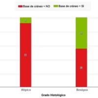 Análisis comparativo de meningiomas cerebrales Grado I vs Grado II en una serie retrospectiva de 63 pacientes operados